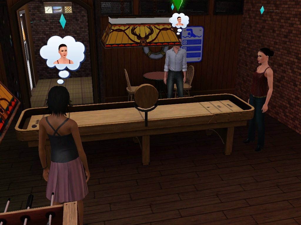 Sims 3 Pool Rund Drehen Round 2 House 2 Part B My Sims 3 Bachelor Challenges