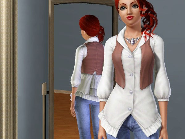 Sims 3 Female Hair Store Dressing Room Page - Year of Clean
