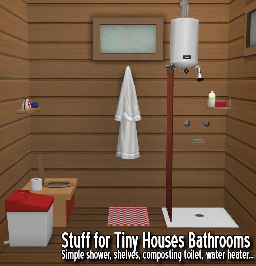 bathroom for tiny houses