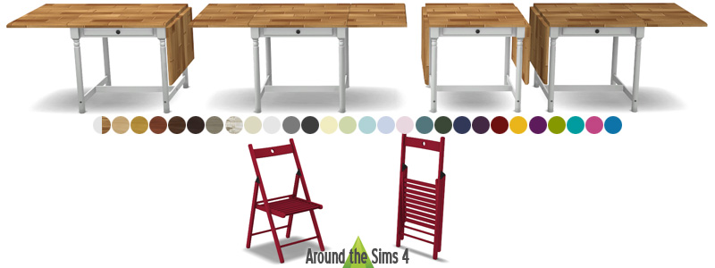 Around The Sims 4 Custom Content Download IKEA