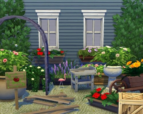 Liberated Garden Stuff by plasticbox