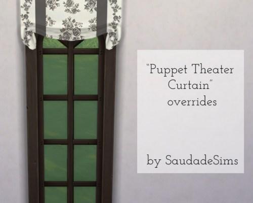 Puppet Theater Curtain Overrides
