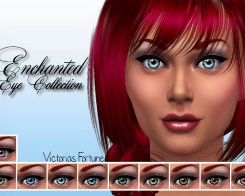 Enchanted Eye Collection by fortunecookie1