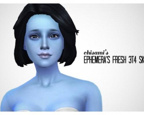 Ephemera's E-Skin Fresh 3t4