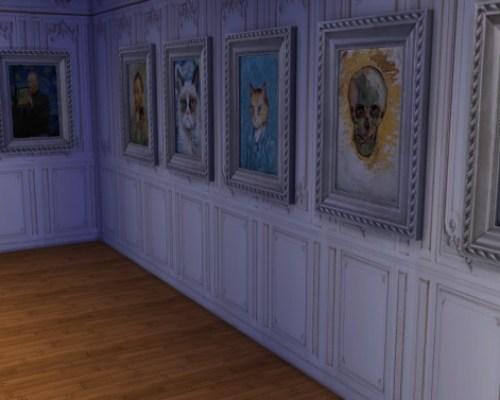 6 Van Gogh Fun Paintings