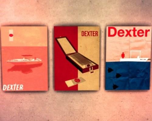 Minimalist Dexter Art
