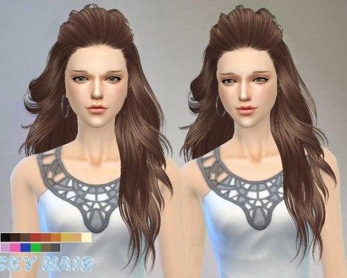 Hair 227 by Skysims
