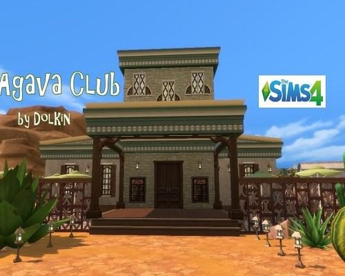 Agava Club by Dolkin