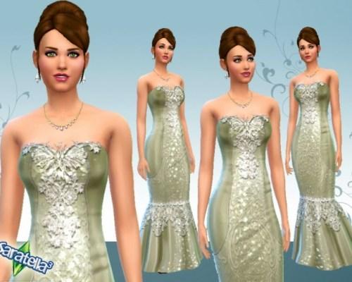 Precious Bride dress