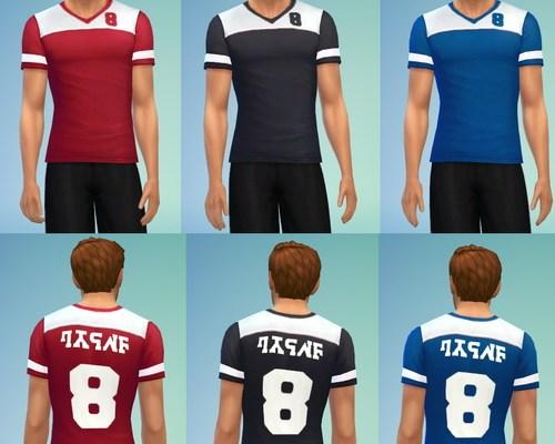 Jerseys for Men by ERae013