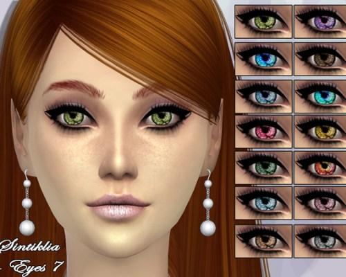 Eyes 7 by Sintiklia