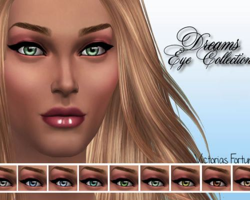 Dream Eye Collection by fortunecookie1