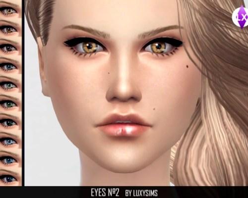 Eyes N2 by LuxySims3