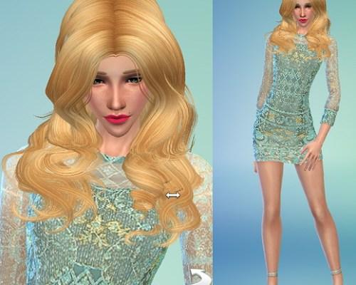 Model CAS Poses TS4 by lenina_90