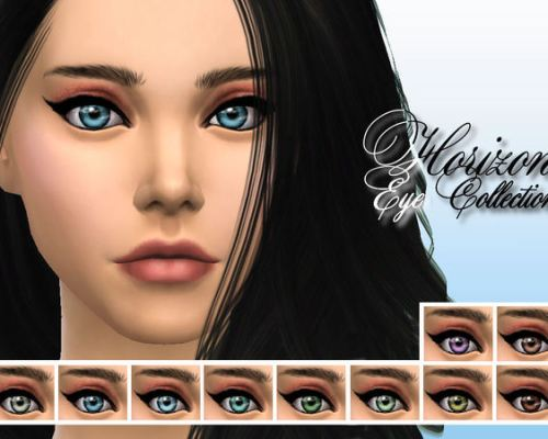 Horizon Eye Collection by