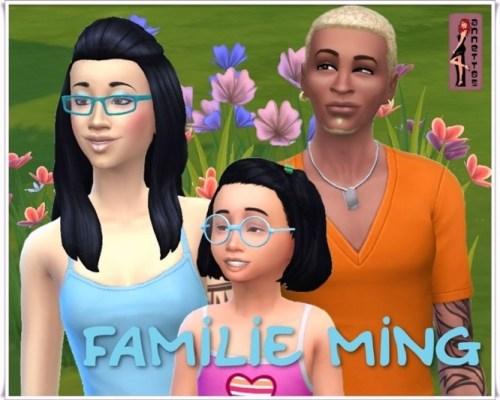 Ming family