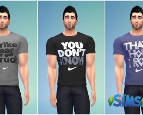 Male T-Shirts by David Veiga