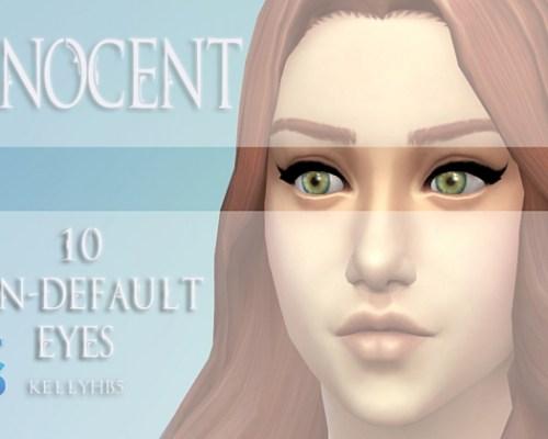 Innocent 10 Non-Default Eyes by kellyhb5
