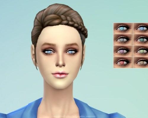 140915 Eye Color 8 Set (Non-Default)