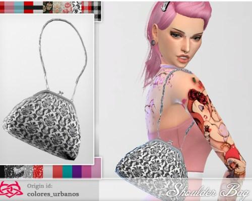 Shoulder Bag 02 by Colores Urbanos