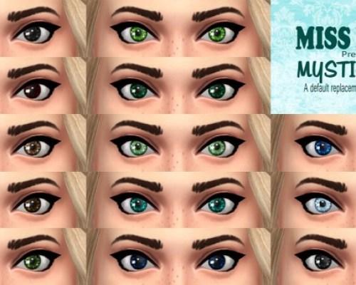 Mystic Eyes by mikeys.nonsense