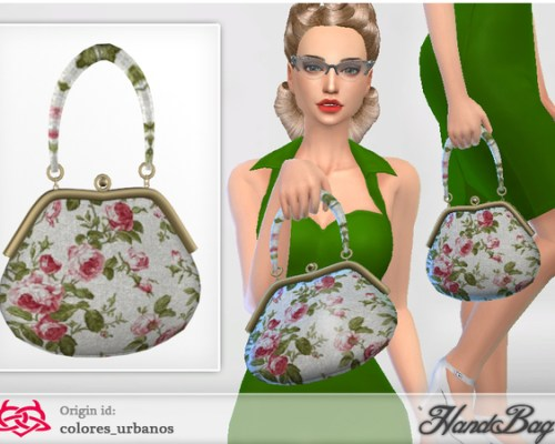 Handbag 3 by Colores Urbanos
