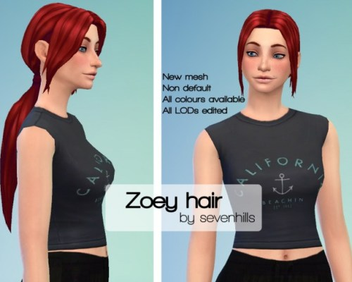 ZOEY HAIR