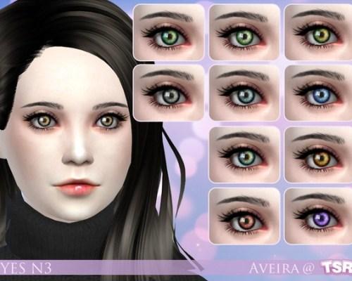 Eyes N3 by Aveira
