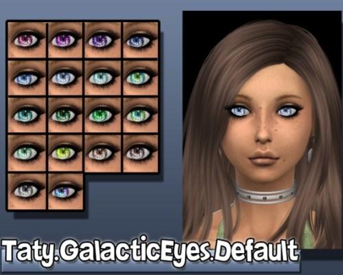 Galactic Eyes by Taty