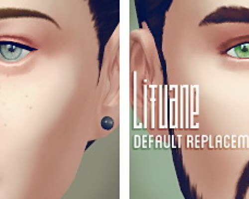 Lifuane eyes replacement (Updated)