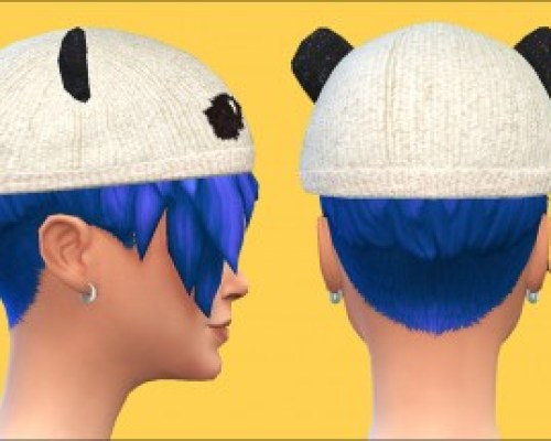 Curious Bear Hat ALL ages & genders by Vampire aninyosaloh