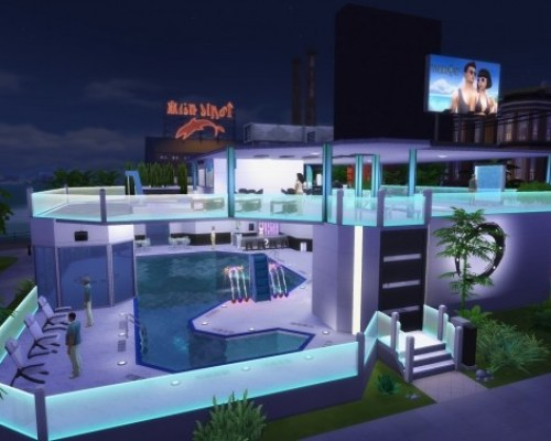 San Myshuno Wellness Center Spa & Pool by dead4lier