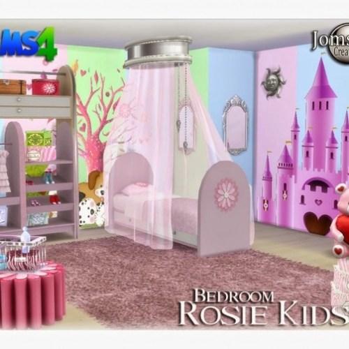 Rosie kids bedroom