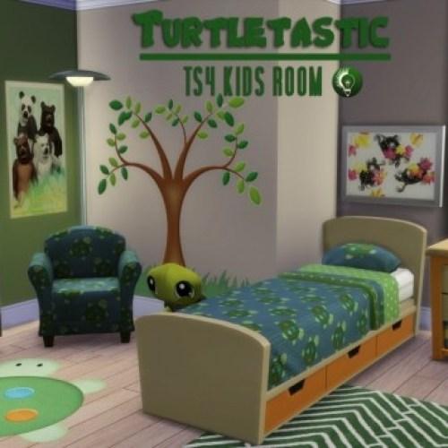 Turtletastic kidsroom