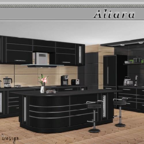 Altara Kitchen by NynaeveDesign