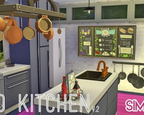 Mod Kitchen V.2