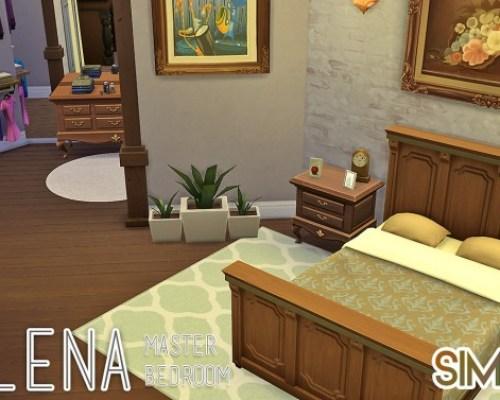 Helena Master Bedroom