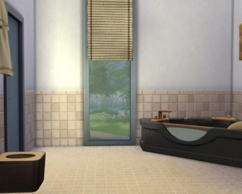 Brown bathroom recolor by Michaela P.