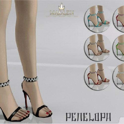 Madlen Penelopa Sandals by MJ95