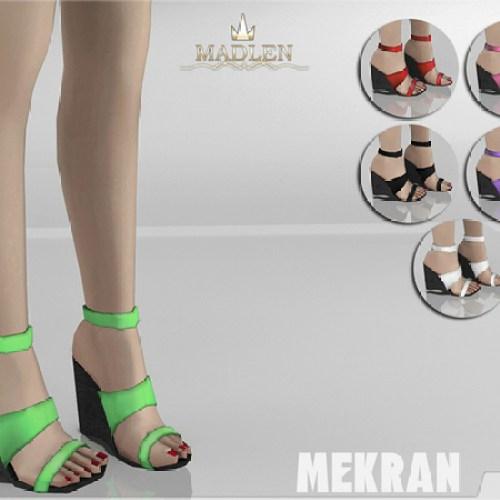 Madlen Mekran Sandals by MJ95