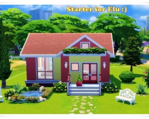 Starter for Elu