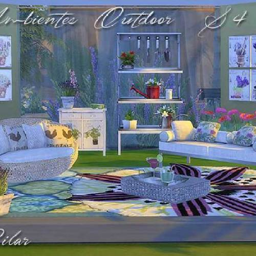 Ambientes Outdoor by Pilar