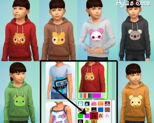 Sweatshirts for kids