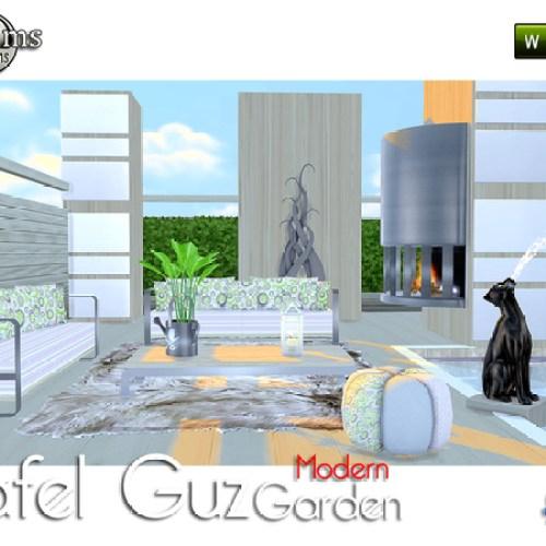 Rafel guz modern garden by jomsims