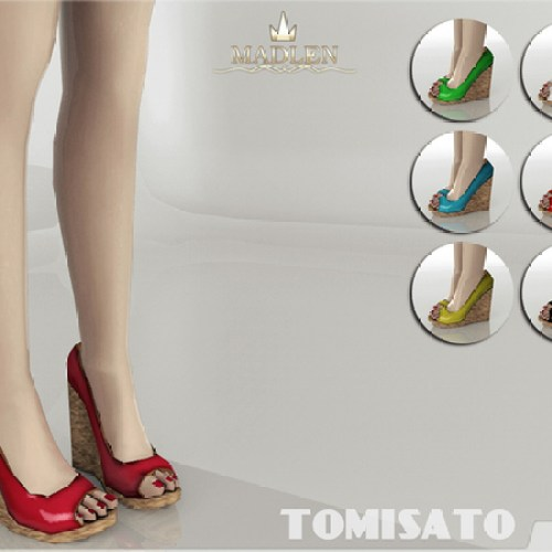 Madlen Tomisato Shoes by MJ95