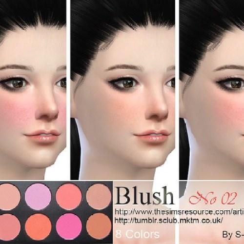 Blush 02 by S-Club WM