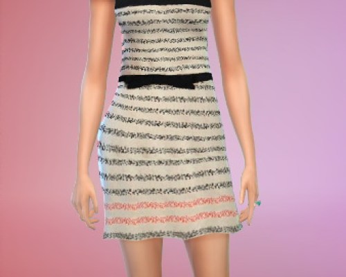 4 dresses set