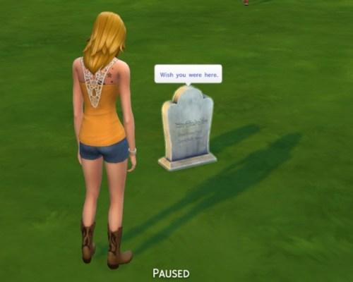 Buyable Graves by Snaitf