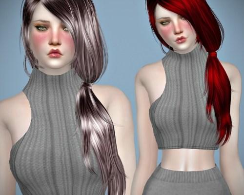 Newsea TellMe Hair retexture