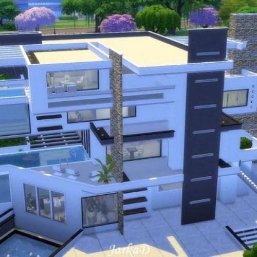 LUREN modern villa